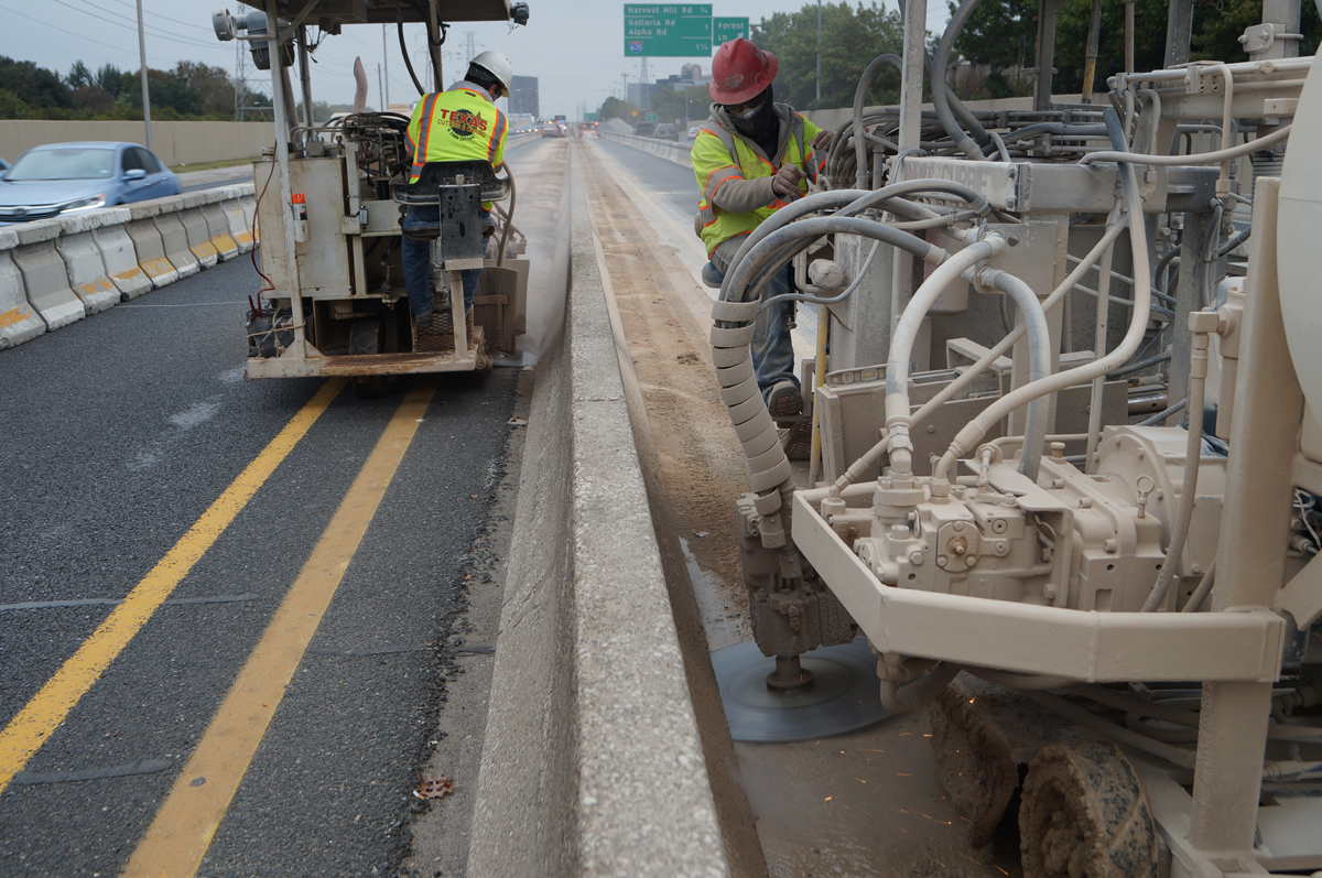 North Dallas Tollway Texas Cutting And Coring Com